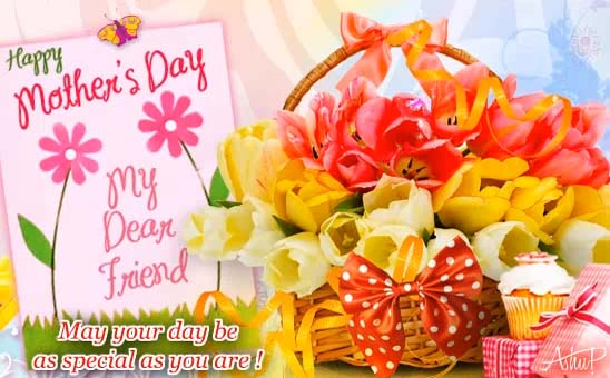 Mother S Day Friends Cards Free Mother S Day Friends Wishes 123