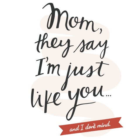 Fun Card For Mother's Day.