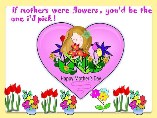 Heartfelt Words 4 Mom On Mothers Day.