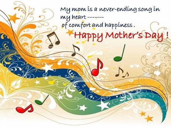 Heartfelt Sentiments On Mothers Day