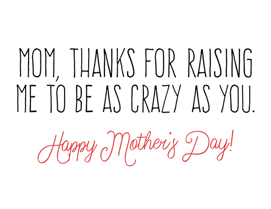 Send Mother's Day Greetings!
