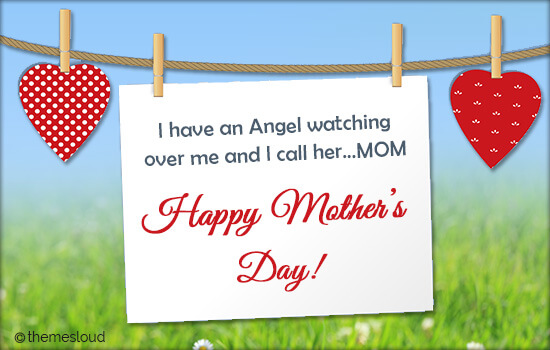 I Have An Angel & I Call Her, Mom...