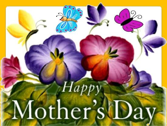 Greet Your Dear Mom On Mothers Day.