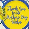 Mothers Day Wishes Thank You, Daffodil.