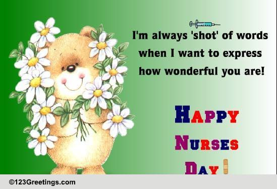 Send Nurses Day Greetings!