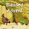 Blessed Advent Ducks