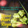 A Joyous Hari Raya Celebration.