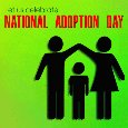 Celebrate National Adoption Day.