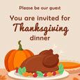 Thanksgiving Invitation!