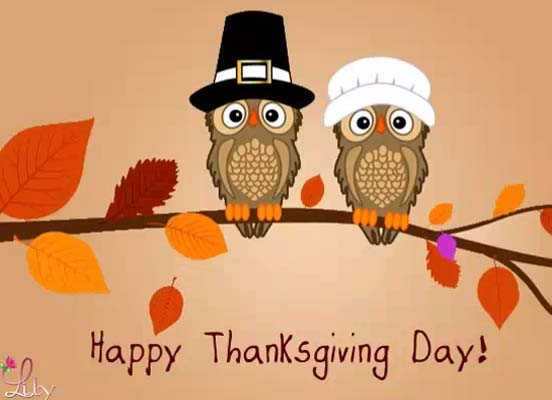 Send Thanksgiving Wishes!