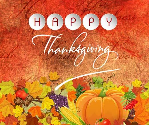 Send Thanksgiving Ecard