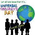 Have Fun On Children's Day.
