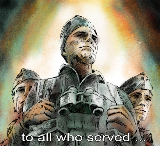 To All Who Served.