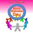 Celebrate World Diabetes Day.