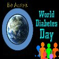 Be Aware On World Diabetes Day.