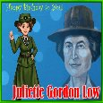Juliette Gordon Low's Ecard For You.