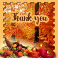 Special Thanksgiving Thank You!