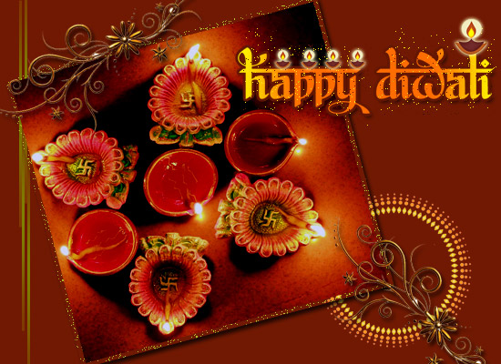 Happy Diwali Ecard Just For You!