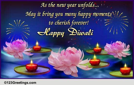 Happy New Year Diwali Wishes 3