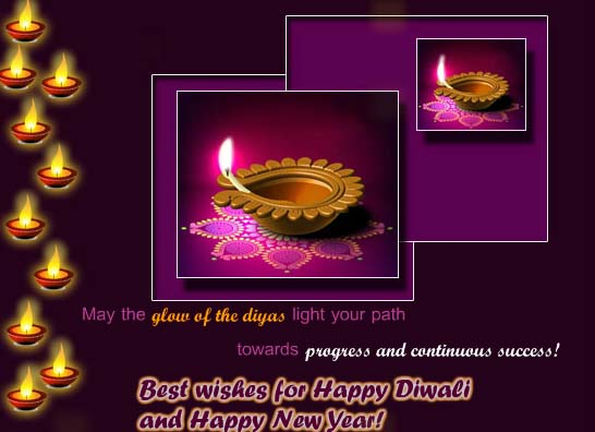 Happy New Year Diwali Wishes 11
