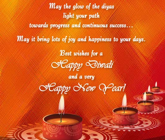 Happy New Year Diwali Wishes 16