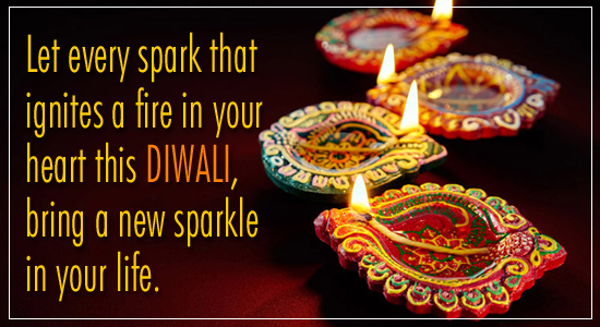 Diwali Sparkle In Life...