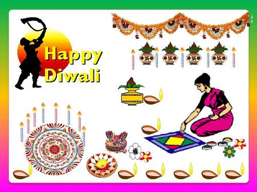 Wish Happy Diwali To Your Loved Ones.
