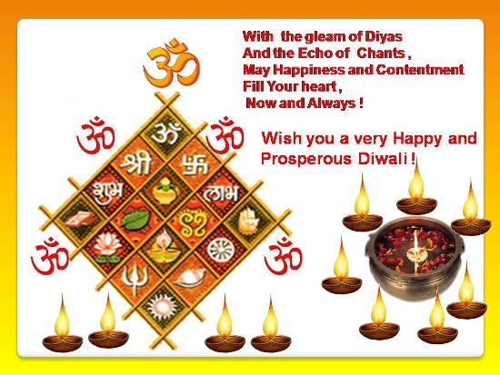 Diwali Blessings For Your Loved Ones.