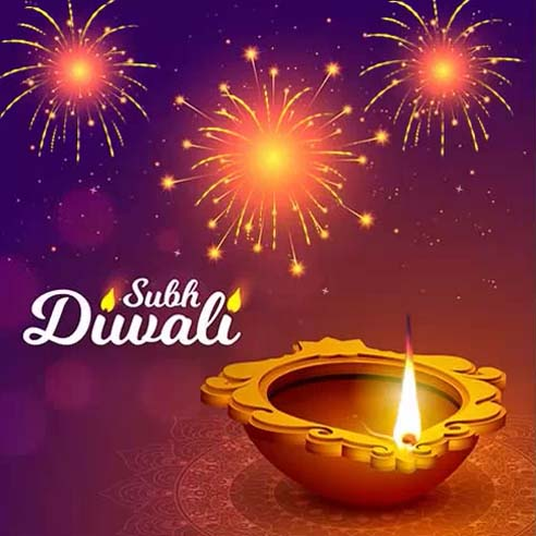 Send Diwali Wishes!