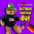 A German American Day Celebration