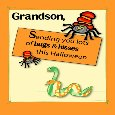 Grandson, Bugs & Hisses On Halloween!