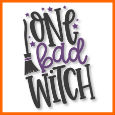 One Bad Witch.