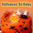 Spooky Halloween Birthday Wishes!