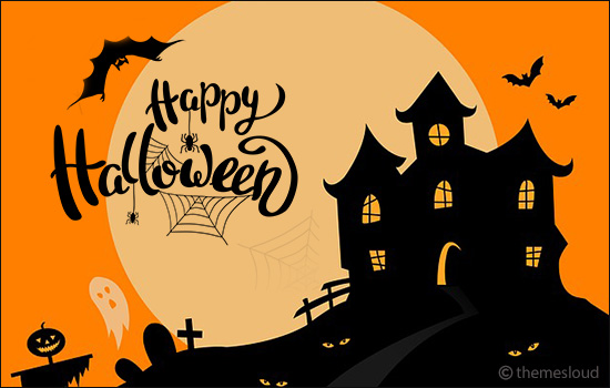 Happy Halloween To You!