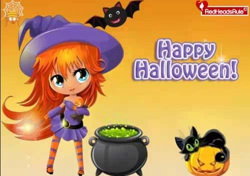 Send Good Halloween Wishes!