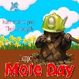 A Mole Day Card For You.