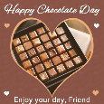 Happy Chocolate Day, Box...