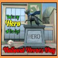 You'Re My Hero Of The Day!
