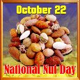 National Nut Day Ecard...