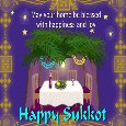 Happy Sukkot Card For You.