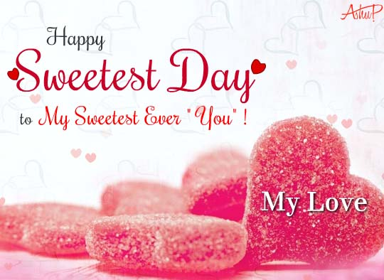 Send Sweetest Day Greetings!