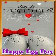 A Lovely World Egg Day Ecard.