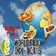 My World Food Day Ecard.