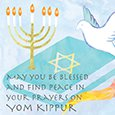 Blessings And Peace On Yom Kippur.