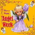A Happy Angel Week Card For You.