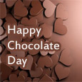 Only Chocolate Can Bring A Smile...