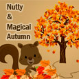 Magic Of Beautiful And Nutty Autumn!