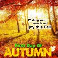 Warm Autumn Wish...