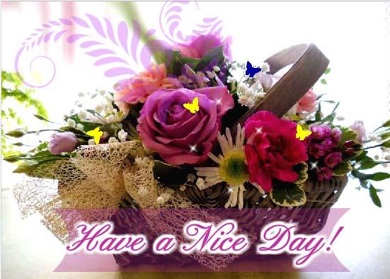 Send Flower Week Wishes!