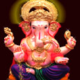 Divine Blessings Of Lord Ganesh On You.
